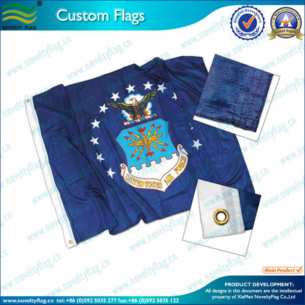 120GSM,AIR-FORCE Flag