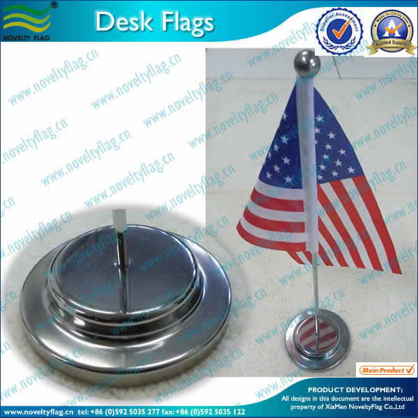Steel or Golden color base and pole, stainless steel