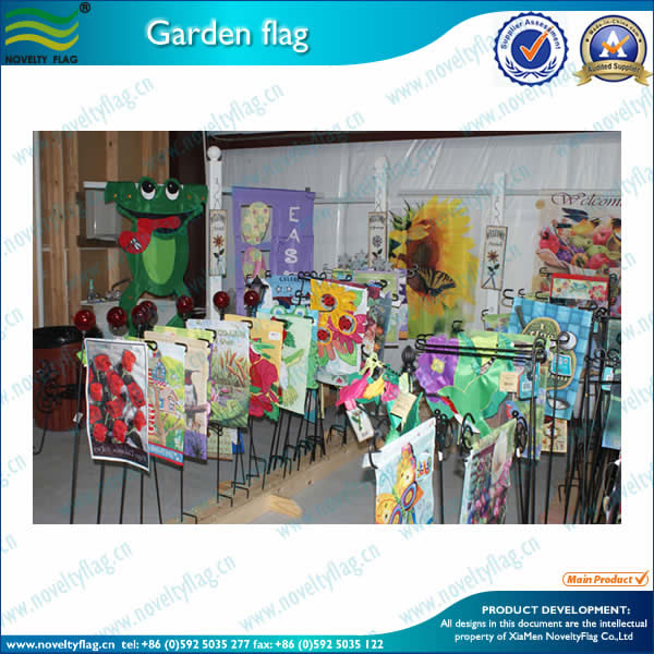 Custom Garden flags