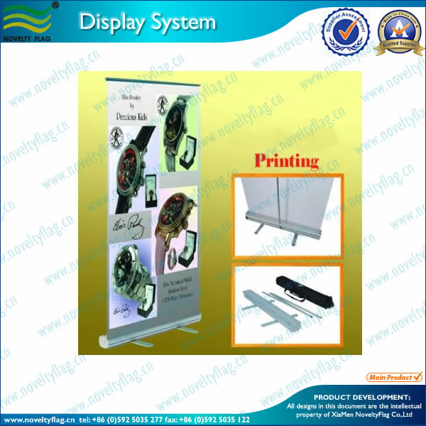 High Quality Roll up display
