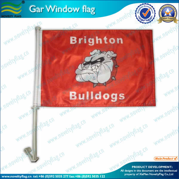 Premium car flag 3ply