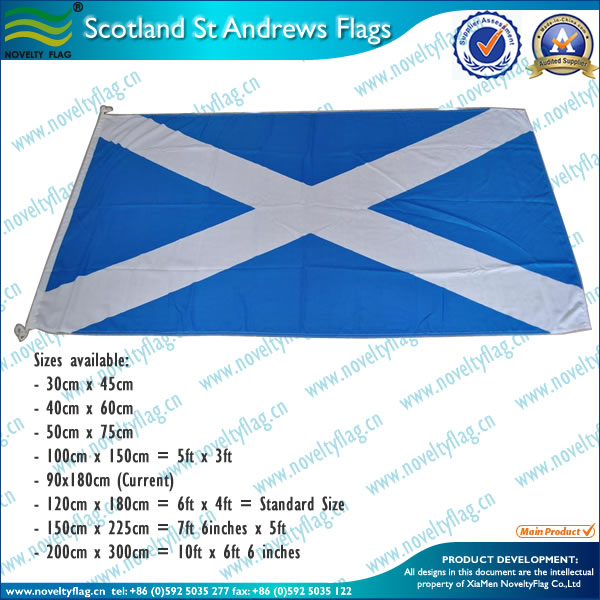 Scotland St.Andrew Flag