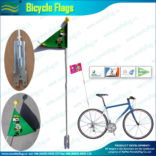 BICYCLE FLAG NEW