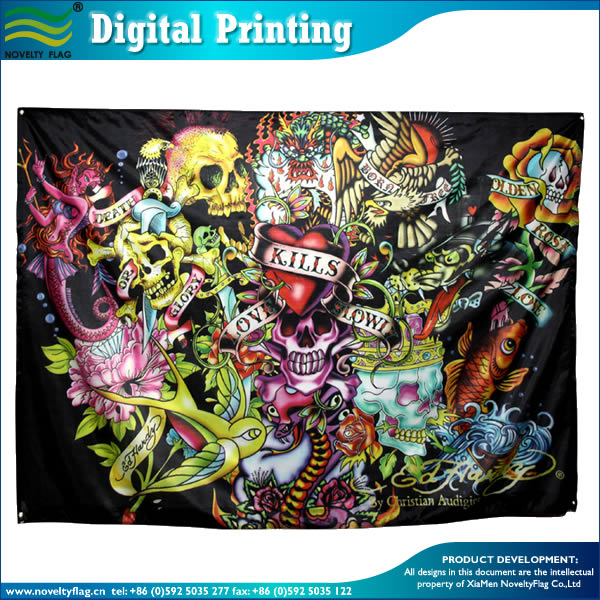 DIGITAL PRINTING FLAGS