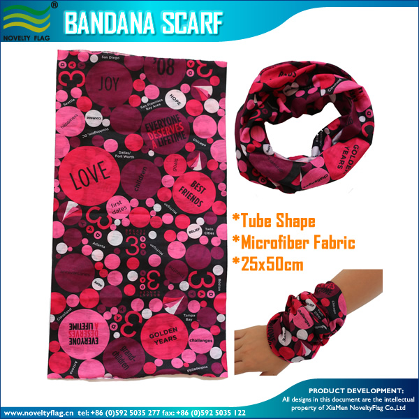 Multifunctional Tube Bandana